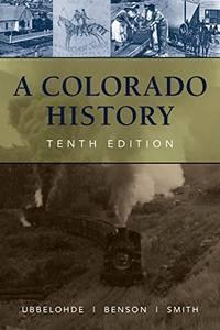 image of A Colorado History