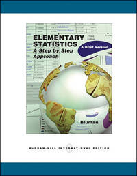 image of Elementary Statistics: With Mathzone: A Brief Version
