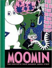 image of Moomin: The Complete Tove Jansson Comic Strip - Book Two