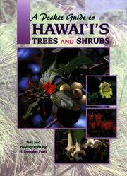 A Pocket Guide to Hawaiis Trees and Shrubs