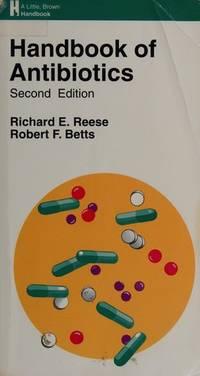 Handbook of Antibiotics