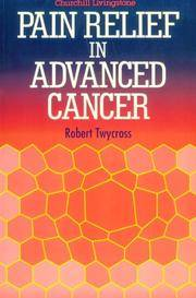 Pain Relief in Far Advanced Cancer.
