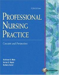 image of Professional Nursing Practice: Concepts and Perspectives