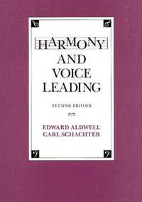 image of Harmony and Voice Leading