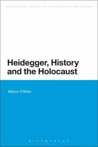 Heidegger, History, and the Holocaust