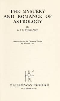 The mystery and romance of astrology