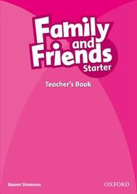 Family and Friends: Starter: Teacher's Book