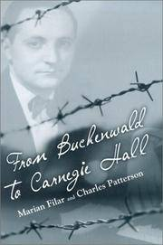 From Buchenwald to Carnegie Hall