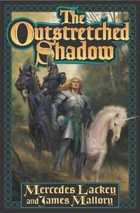 The Outstretched Shadow (The Obsidian Mountain Trilogy, 1) by  James  Mercedes; Mallory - Hardcover - 2003 - from Books and More by the Rowe (SKU: 100-1H0765302195)