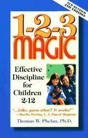 image of 1-2-3 Magic: Effective Discipline for Children 2�12