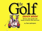 The Golf Quick Book