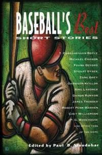 Baseball's Best Short Stories (Sporting's Best Short Stories series)