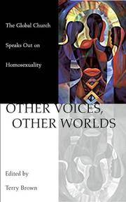 image of Other Voices, Other Worlds: The Global Church Speaks Out on Homosexuality