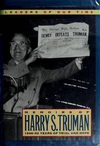 Memoirs Of Harry S Truman