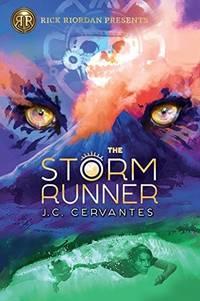 image of The Storm Runner (A Storm Runner Novel)