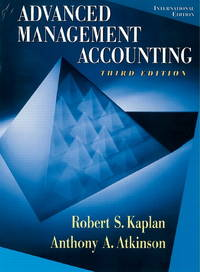 Advanced Management Accounting