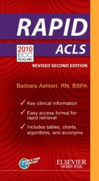 RAPID ACLS - Revised Reprint (Rapid Review Series)