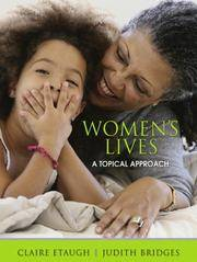 Women's Lives: A Topical Approach