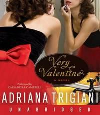 image of Very Valentine CD: A Novel