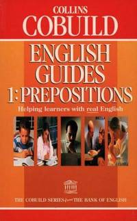 image of Collins COBUILD English Guides: Prepositions Bk. 1
