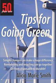 50 Plus One Tips for Going Green