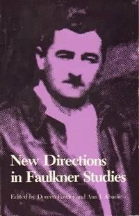 New Directions in Faulkner Studies.  Faulkner and Yoknapatawpha, 1983