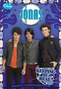 JONAS #2: Keeping it Real (Jonas Junior Novels) by  Lara Bergen - Paperback - 2009-07-14 - from Stories & Sequels (SKU: 015416)