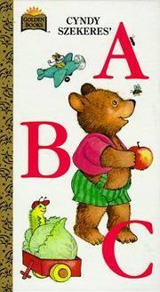 A B C (Golden Sturdy Book)