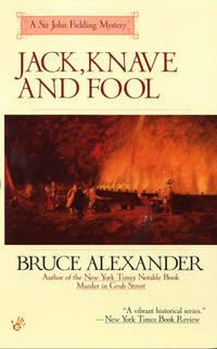 Jack, Knave and Fool:  A Sir John Fielding Mystery