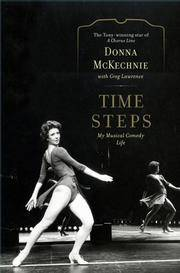 Time Steps : My Musical Comedy Life [signed]
