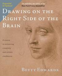 image of Drawing on the Right Side of the Brain: The Definitive, 4th Edition