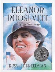 Eleanor Roosevelt: A Life of Discovery (Clarion Nonfiction) by Freedman, Russell