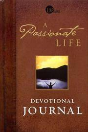 A Passionate Life Devotional Journal (Life Shapes)