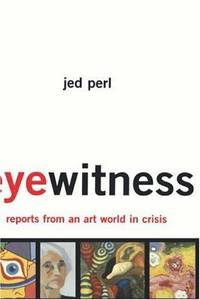 Art From Kingchamp Books  Browse Recent Arrivals Eyewitness Reports From An Art World In Crisis Essays On Contemporary  Artists And Their Untraceable Speeches For Sale also English Extended Essay Topics  Narrative Essay Papers