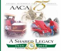 AACA (Antique Automobile Club of America) 75: A Shared Legacy