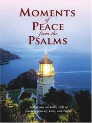 image of Moments of Peace from the Psalms