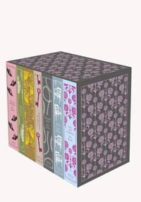 image of Jane Austen: The Complete Works 7-Book Boxed Set: Classics hardcover boxed set