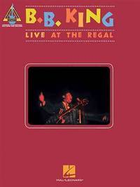 B.B. King - Live At The Regal (Guitar Recorded Versions)