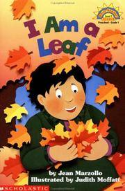 I Am A Leaf (level 1) (Hello Reader, Science)