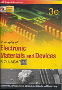 Principle Of Electronic Materials And Devices 3rd Edition Pdf