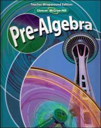 9780078738203 glencoe mcgraw hill pre algebra teacher glencoe mcgraw hill pre algebra teacher wraparound edition fandeluxe Choice Image