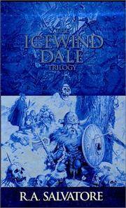 The Icewind Dale: Gift Set (The Icewind Dale Trilogy)