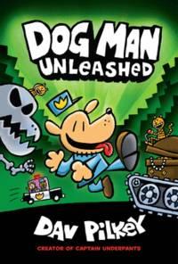 Dog Man Unleashed 2 Dog Man