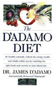 The D'Adamo Diet