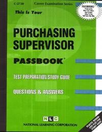 Purchasing Supervisor, C-2720