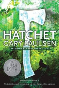 Hatchet (With Reading Group) by Gary Paulsen - Paperback - 1987-01-01 - from Books Express and Biblio.com