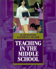 Teaching in the Middle School