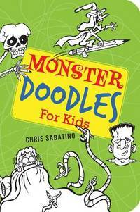 Monster Doodles for Kids