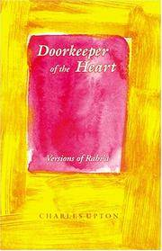 Doorkeeper of the Heart Versoins of Rabi'a
