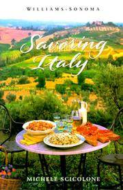 William-Sonoma: Savoring Italy : recipes and reflections on Italian cooking